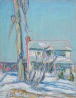 Freda Pemberton Smith, Winter House, 9
